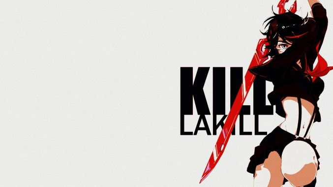 kill_la_kill___wallpaper